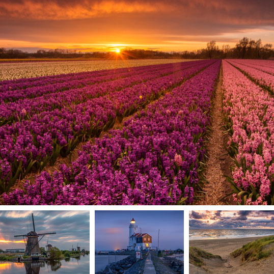 landschappen-stockfotos